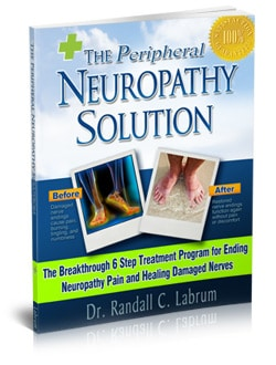 Neuropathy Solution Cover
