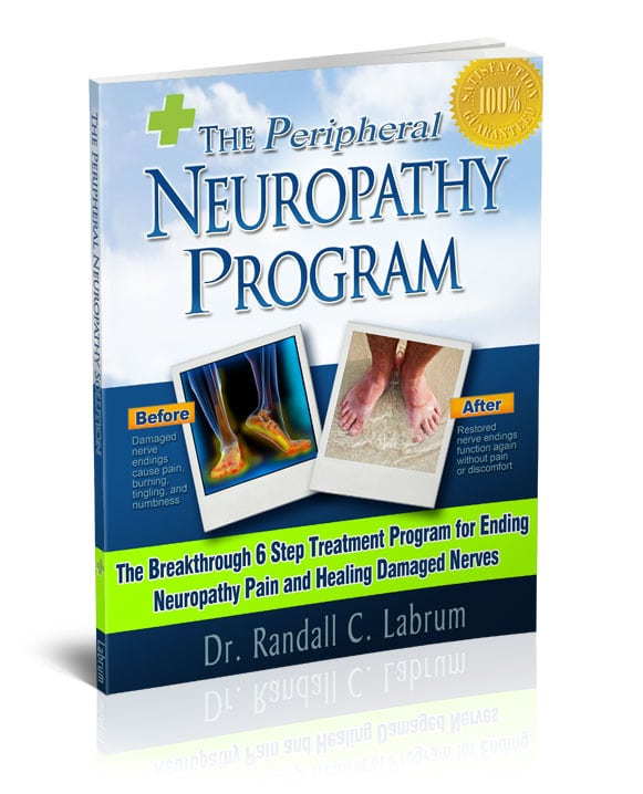Neuropathy Solution Cover XL